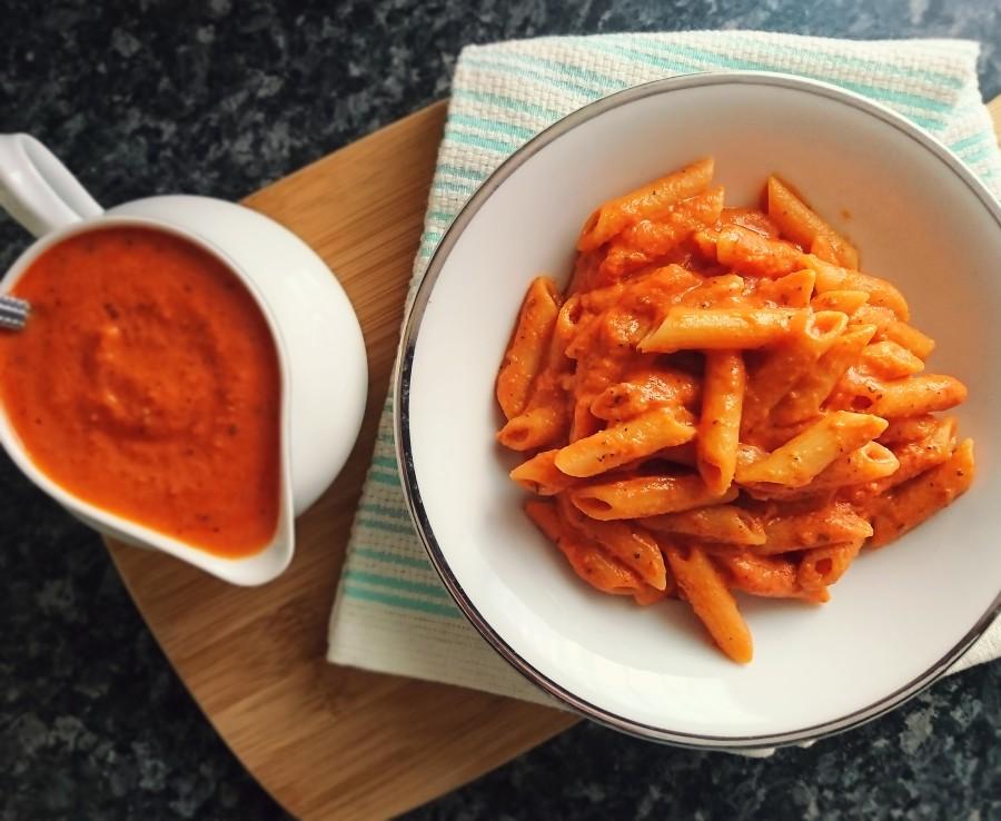 Tomato & Mascarpone Style PastaSauce
