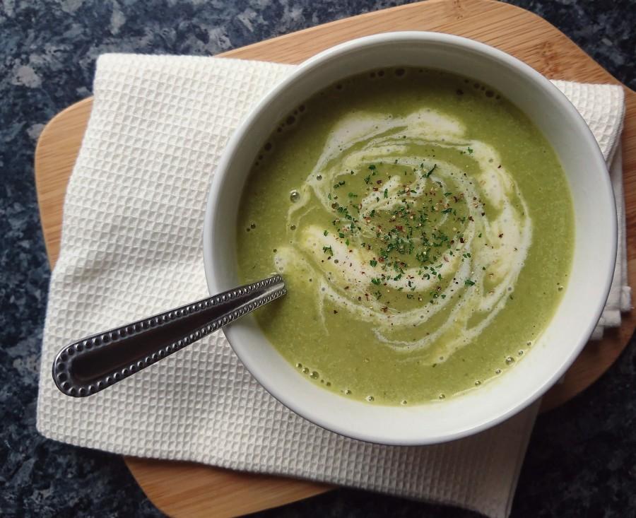 Cream of AsparagusSoup