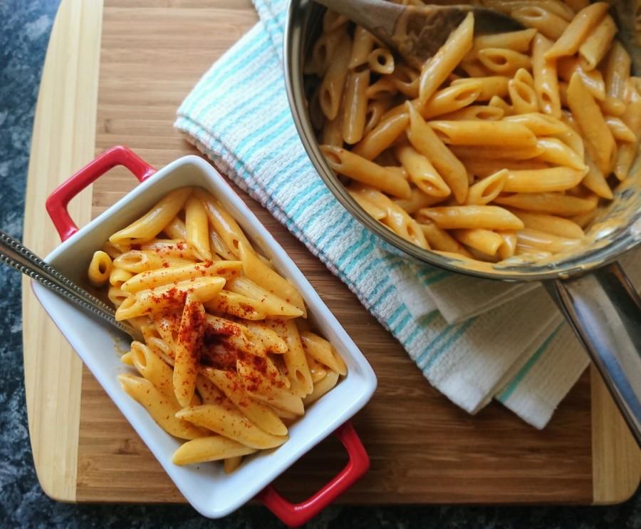 Spicy Macaroni &Cheese