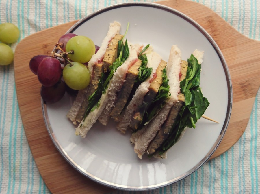 Turkey-Less Turkey Sandwich