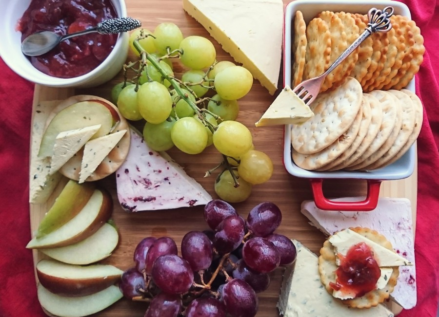 Vegan Cheese Board Ideas