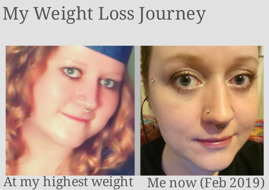 Something a Little Different – My Weight Loss Journey
