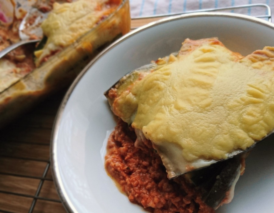 Vegan Vegetable Moussaka