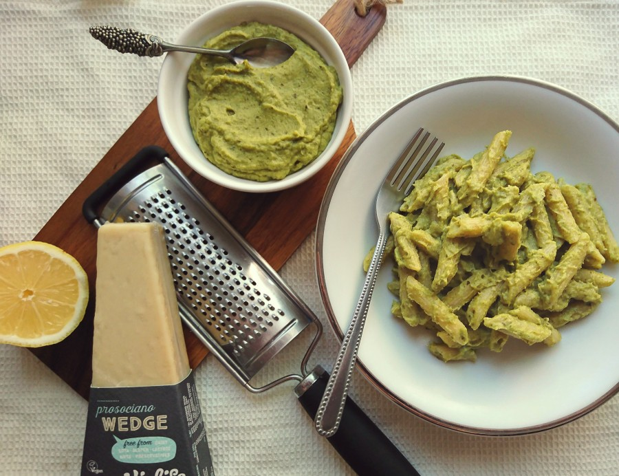 Broccoli & Basil Pesto