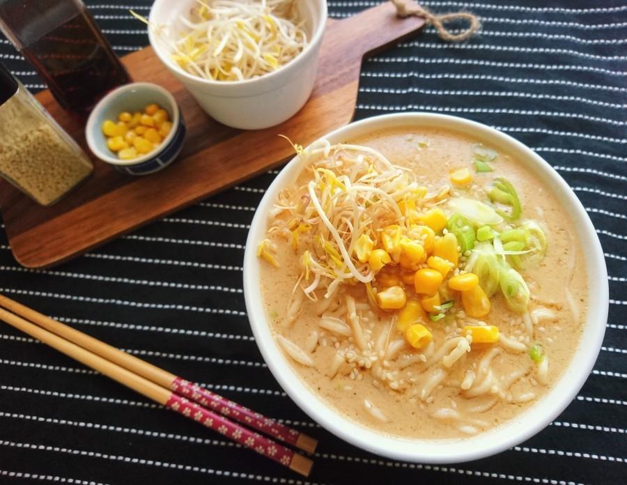 Creamy Miso Ramen