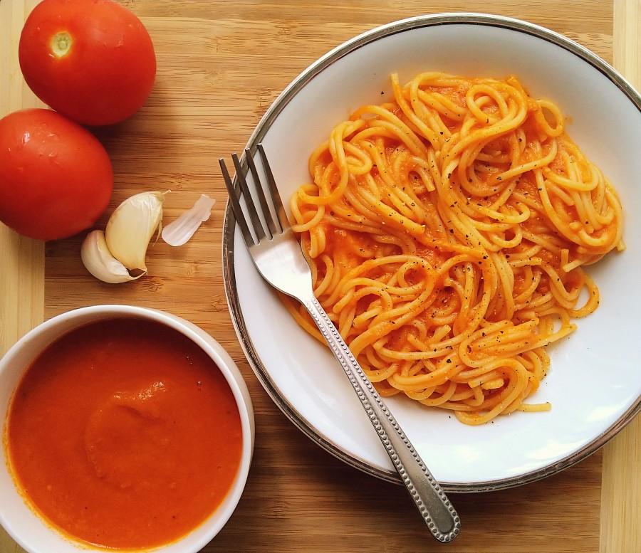Roasted Tomato Sauce